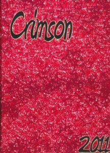 2011 Crimson cover