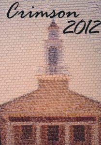 2012 Crimson cover
