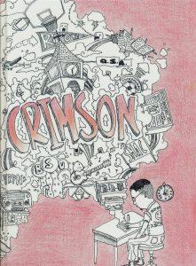 2015 Crimson cover