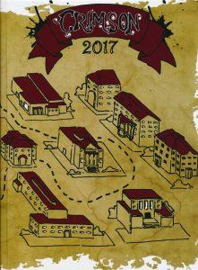 2017 Crimson cover