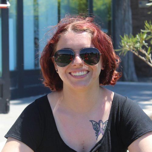 Cassidy Larsen '20