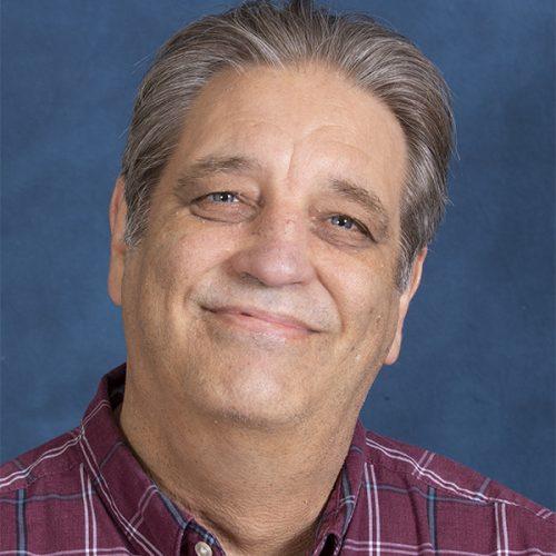 Ken Hill Portrait