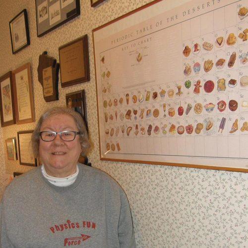 Photo of Mary Williams-Norton