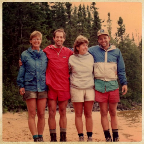 Wilderness Field Station group circa 1978
