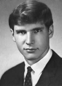 Portrait of Harrison Ford