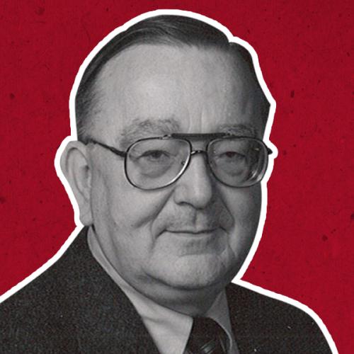 Professor of German Emeritus James F. Hyde Jr.