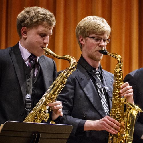 Ripon College Jazz Ensemble
