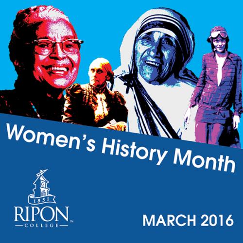 Women's History Month 2016
