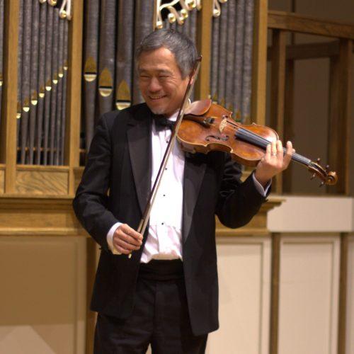 Adjunct Instructor of Music Mishan Han