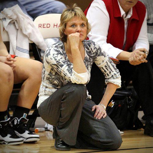 julie johnson coaching