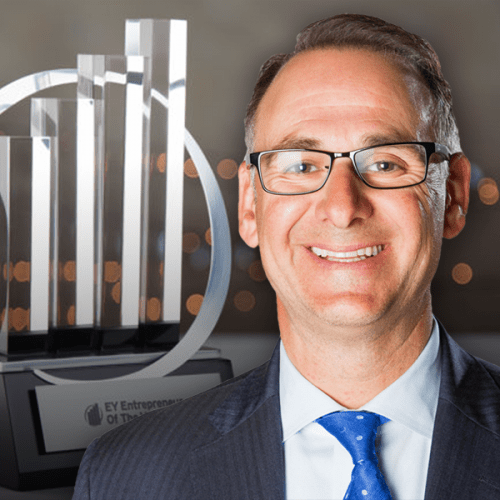 Andrew Limouris: 2017 EY Entrepreneur of the Year