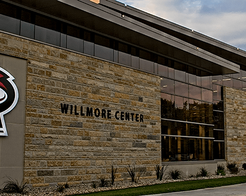 willmore center front