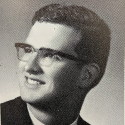 David Stankow in his college days