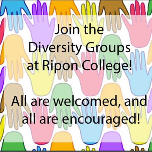 Poster for Diversity Coalition