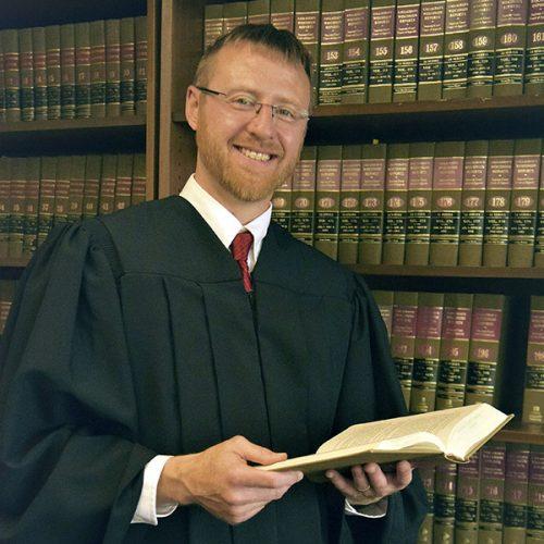 Judge Brian Hagedorn
