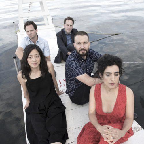 Members of NOW Ensemble