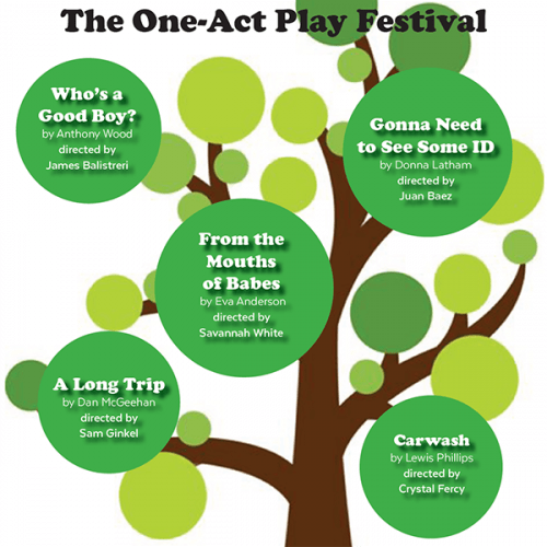 Ripon College 2019 One-Act Play Festival