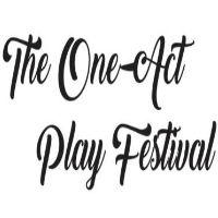 """The words """"The One-Act Play Festival"""" written in a cursive font"""