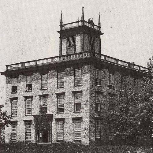 Brockway College, forerunner of Ripon College