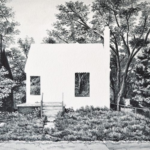 """""""Single Family Home,"""" by Whitney Sage"""